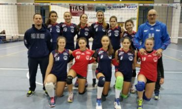 Volley under 18: la San Mariano Trevi batte l'Assisi