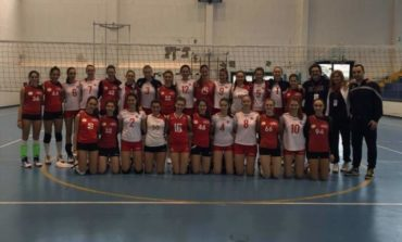 "Nel ""Marche International Volley Cup"" buone le prove delle due under di San Mariano"