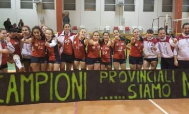 San Mariano Volley campione provinciale under 14, vittoria sulla School Volley
