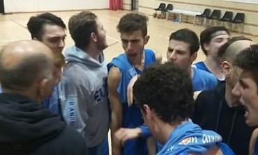Basket: Ellera under 18 eccellenza batte Orvieto 55 a 51