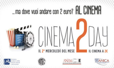 Al cinema the Space l'8 febbraio cinema a 2 euro