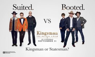 "Hear My Voice: ""Kingsman – Il Cerchio d'oro""  in lingua originale nel Cinema The Space di Corciano"