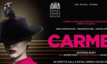 La Carmen in diretta dalla Royal Opera House  nei cinema The Space