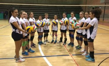 San Mariano Volley: l'under 12 è campione regionale