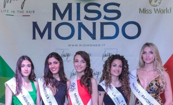 miss mondo umbria 2018 - incidente