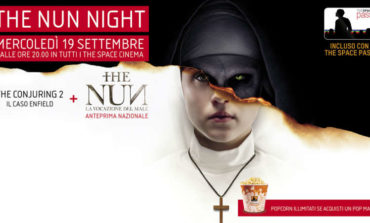 Horror night nei cinema The Space, ecco il terrificante doppio appuntamento