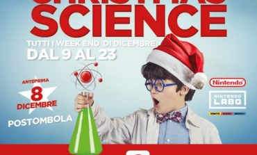 Tanti laboratori per bambini con Christmas Science