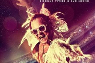 Anteprima di Rocketman al the Space cinema di Corciano