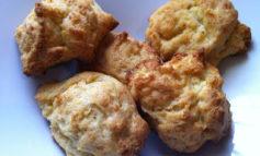 Mini panini al formaggio delle feste