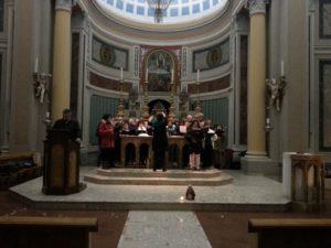 La Corale di San Mariano esordisce con l'arte sacra 3