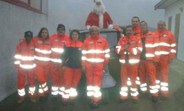 Il Natale a Castelvieto, tanti visitatori per il presepe realizzato dai parrocchiani