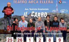 """Risate e buonumore al Teatro Arca con la compagnia """"Il Carro"""""""