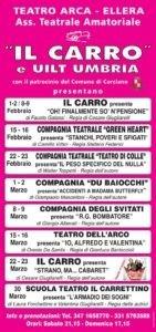 """Risate e buonumore al Teatro Arca con la compagnia """"Il Carro"""" 2"""