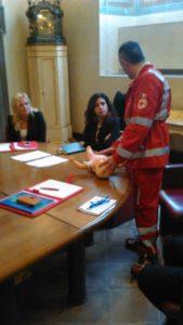 La Croce Rossa di Corciano sigla un accordo per il pronto intervento nelle scuole materne 2