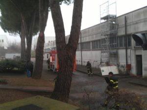calzature capannone gherlinda incendio magazzino primigi via nervi vigili del fuoco cronaca ellera-chiugiana