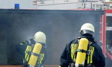 Strozzacapponi, incendio in abitazione: danni limitati grazie al pronto intervento dei vigili del fuoco