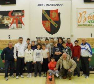 """""""A scuola di bocce"""", a Mantignana parte il progetto fra scuola Bonfigli e Bocciofila 3"""