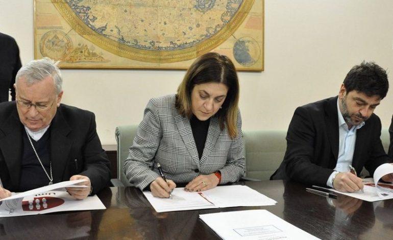 Dalle istituzioni regionali 100 mila euro al Fondo di solidarietà delle chiese umbre
