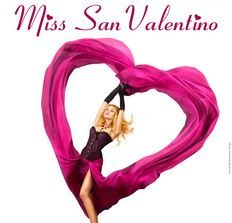 """Al Gherlinda Miss San Valentino e """"Baciami mi sento solo!"""""""