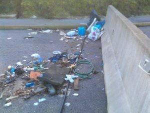 discarica rifiuti cronaca ellera-chiugiana san-mariano