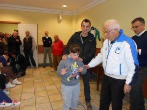 """A Mantignana premiati i ragazzi di """"A Scuola di Bocce"""" 12"""