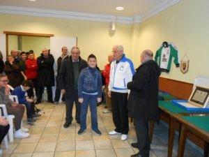 """A Mantignana premiati i ragazzi di """"A Scuola di Bocce"""" 22"""