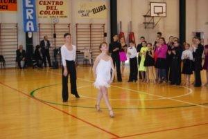 coni danza fids palazzetto teatro arca ellera-chiugiana sport