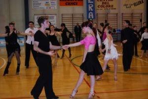 Ellera al centro della danza sportiva regionale con la giornata di studio della FIDS 1