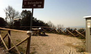 Preservativi e rifiuti al Belvedere