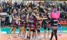 Volley, la Sir Safety BCC Mantignana vede la semifinale scudetto