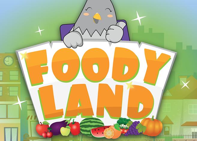 A Corciano arriva Foodyland per insegnare ai bambini la corretta alimentazione giocando