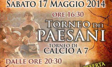 """ASD Solomeo organizza il """"Torneo dei Paesani"""""""