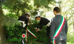 Celebrata la Festa di Liberazione, con l'omaggio al caduto corcianese Vittorio Berioli