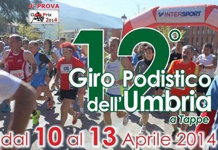 A Corciano si corre l'ultima tappa del Giro Podistico dell'Umbria