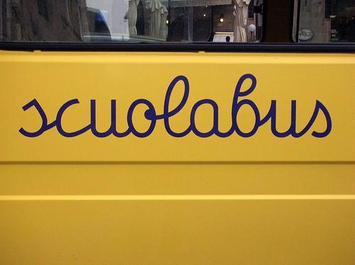 A Maggio si aprono le iscrizioni per il trasporto scolastico