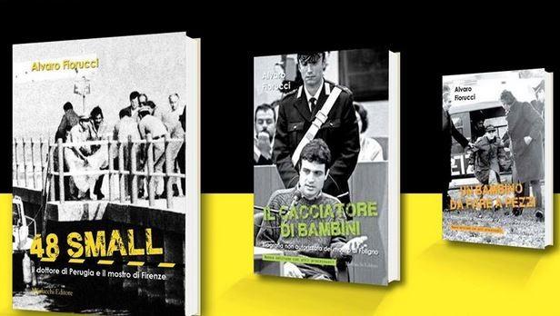 """""""L'Umbria nella cronaca"""", tre libri-inchiesta del giornalista corcianese Alvaro Fiorucci"""
