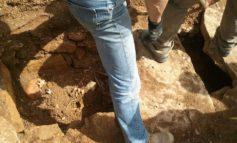 Ritrovata una tomba romana a Capocavallo, ecco le foto