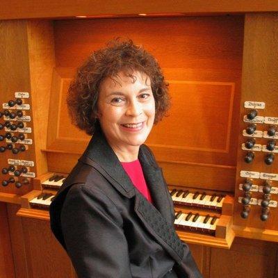 Sabato a Solomeo concerto d'organo di Carole Terry