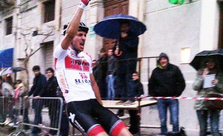 ciclismo forno pioppi fortebraccio paolo baccio mantignana sport
