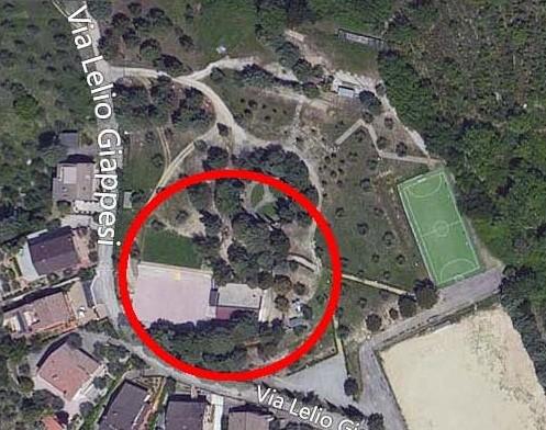 area verde citttadini ex colonia investimenti lavori pubblici corciano-centro cronaca