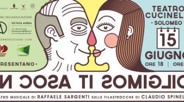 In cosa ti somiglio, al Teatro Cucinelli lo spettacolo su Identità, comunità, appartenenza