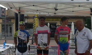 Ciclismo, Paolo Baccio del Forno Pioppi Secom vince la gara di Ciampino