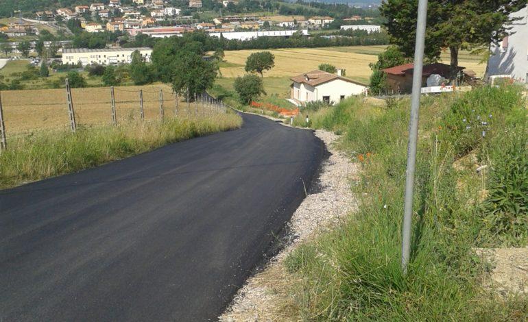 Manutenzione costante per le strade di Corciano: ecco gli utimi interventi