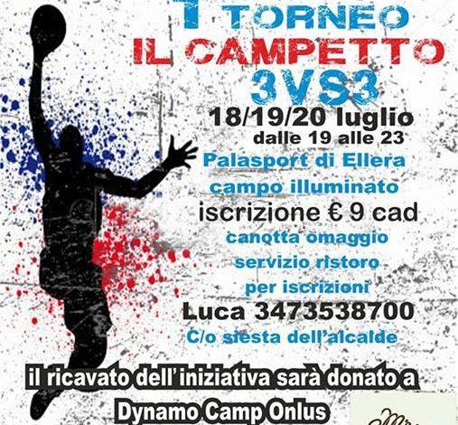 basket benefico dynamo Camp corciano-centro ellera-chiugiana sport