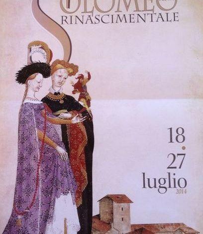 Solomeo Festa Rinascimentale: dal 18 al 27 luglio il borgo viaggia nel tempo
