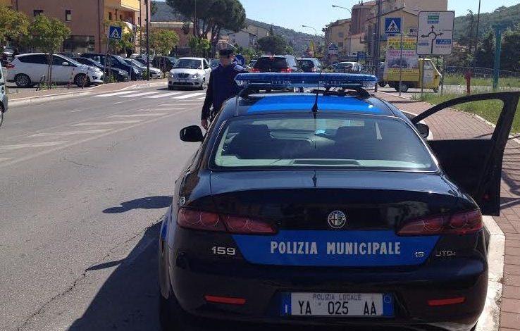 controlli patente polizia municipale cronaca ellera-chiugiana san-mariano