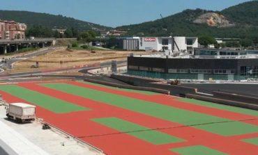 A Ellera il derby si gioca sui colori del parcheggio