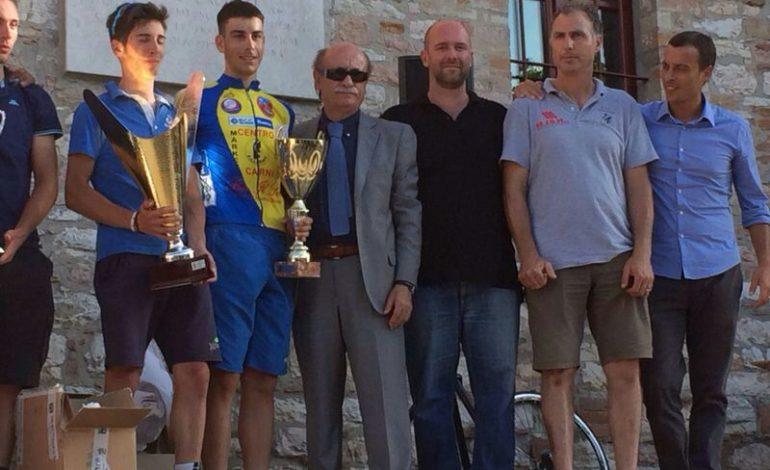 Ciclismo, disputata la Coppa Città di Corciano – 1° Memorial Sestilio Pioppi