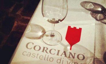 Nella mattinata presentazione di Corciano castello di vino