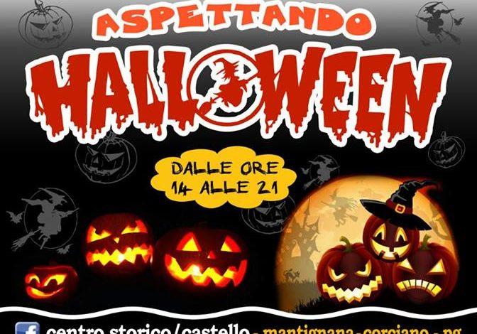 Il 12 ottobre a Mantignana si aspetta Halloween